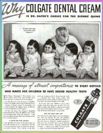Ad Colgate Dental Cream Dionne 2