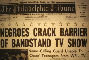 MJS The Philadelphia Tribune - American Bandstand