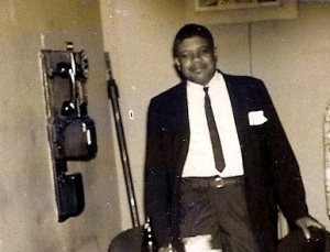 1960's (Not Sure of Date) Chicago, Illinois - Daddy