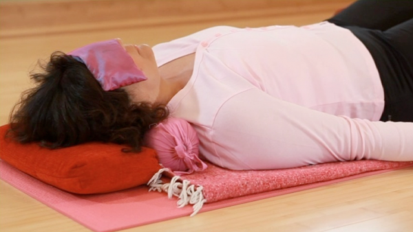 Yogic Breathing For Breast Cancer