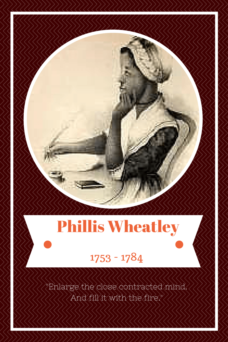 on being brought from africa to Why did phillis wheatley write on being brought from africa to america to describe the horrors of slave ships to tell what it was like in her native - 2332013.
